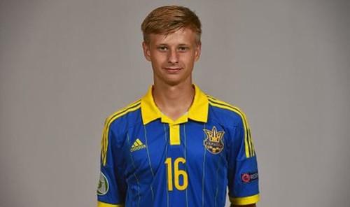 Шевченко довызвал в сборную защитника Олимпика