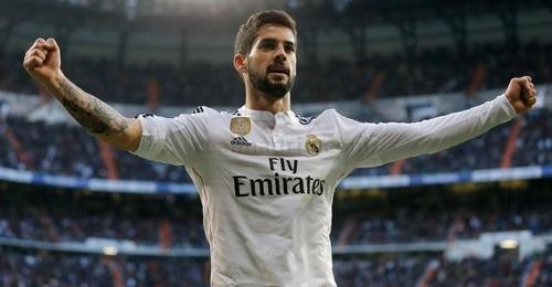 Реал победил Эспаньол благодаря дублю Иско
