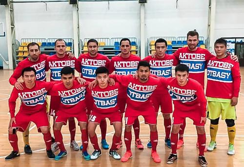Украинский Актобе обыграл Кайрат в Кубке Казахстана