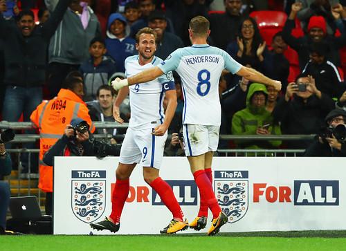Группа F. Англия минимально победила Словению и добыла путевку на ЧМ