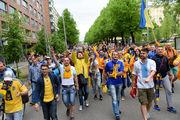 Сборную в Киеве поддержат более 6500 фанов Вірні збірній