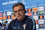 Анте ЧАЧИЧ: «Отставка? У нас есть матч в Киеве»