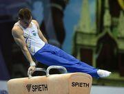 Досадная ошибка Верняева не позволила ему завоевать медаль ЧМ