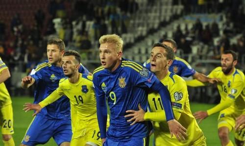 Где смотреть матч Косово – Украина