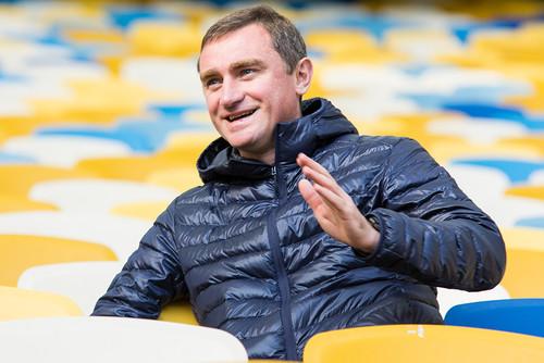 Андрей ВОРОБЕЙ: «В сборной долго смеялись после слов Блохина»
