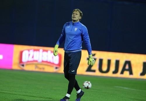Андрей ПЯТОВ: «Марлос не просто так надел футболку сборной Украины»