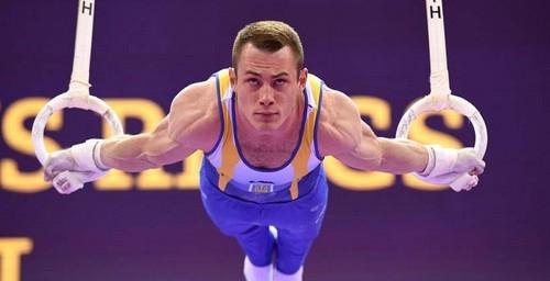Радивилов занял 6-е место на кольцах на чемпионате мира