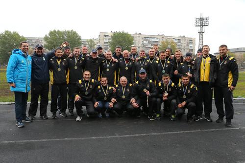 Олимп в 13-й раз стал чемпионом Украины по регби-15