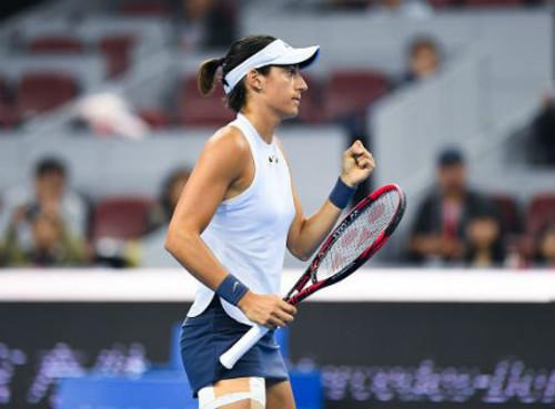 Каролин Гарсия выиграла турнир в Пекине