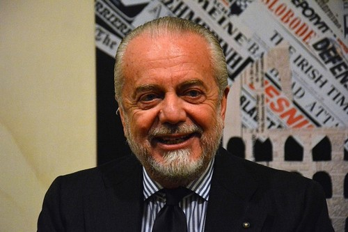 Президент Наполи: «Никогда бы не променял Сарри на Гвардиолу»