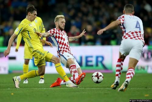 Украина безвольно уступила Хорватии и не едет на чемпионат мира