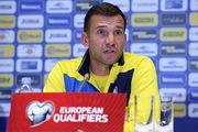 Андрей ШЕВЧЕНКО: «У хорватов более высококлассные игроки»