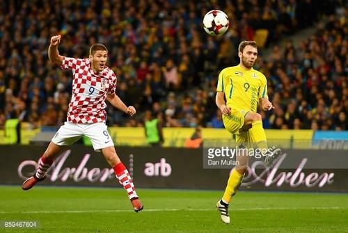 КРАМАРИЧ: «Счастлив и удовлетворен дублем в ворота сборной Украины»