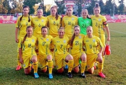 Збірна України WU-17 програла у першому матчі кваліфікації ЧЄ-2018