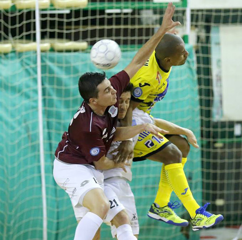 Маммарелла вернулся в игру и помог Аква&Сапоне обыграть Реал Риети