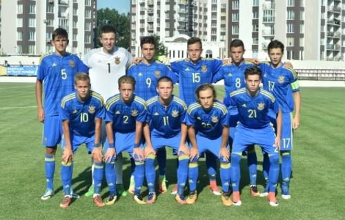 U-17. Украина уступила Ирландии, но вышла из группы