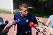 Артем БЕСЕДИН: «Будем разбирать ошибки, впереди важный матч с Шахтером