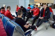 Состав Донбасса на игры Континентального кубка в Латвии