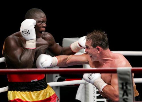 48-летний российский боксер Маскаев хочет вернуться на ринг