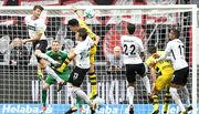 Айнтрахт Франкфурт — Боруссия Дортмунд — 2:2. Видеообзор матча
