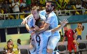 ЧМ-2016. Встречайте: Аргентина – чемпион мира по футзалу!