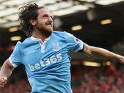 Джо Аллен спасает Сток Сити от поражения в Манчестере