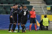 Группа F. Легия шокирует Реал при пустых трибунах