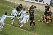 Группа D. Два гола Жулиано приносят Зениту победу над Дандолком