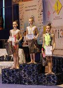Виктория Денисенко – чемпионка Украины