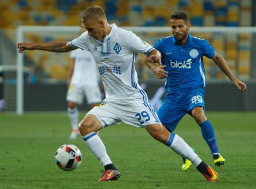 Динамо берет непростую победу на «Днепр-Арене»