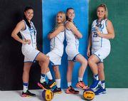 ДЕВУШКИ ДНЯ. Женская сборная Украины по баскетболу 3х3