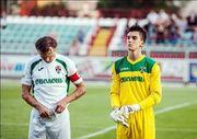 20-річний воротар Оболоні-Бровар провів шостий сухий матч