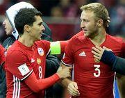 Супер-камбек Армении в матче с Черногорией