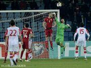 Армения — Черногория - 3:2. Видеообзор матча
