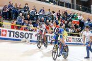 Украинские велосипедисты завоевали три медали на этапе Кубка мира