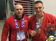 Украинские самбисты добыли 8 медалей на чемпионате мира в Софии