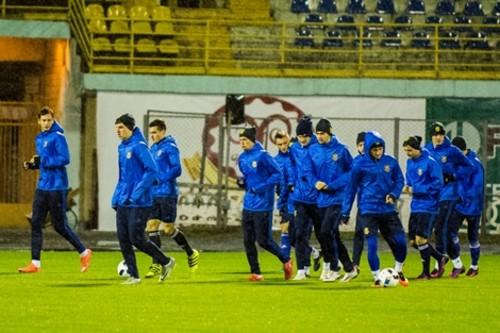 Украина U-21 — Беларусь U-21 - 1:0. Видеообзор матча