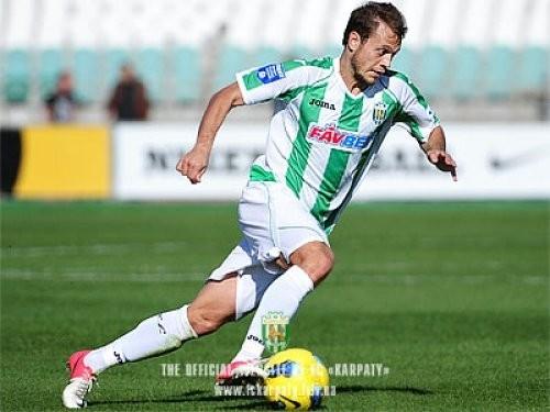Павел КСЕНЗ: «Давно не играл, соскучился по футболу»