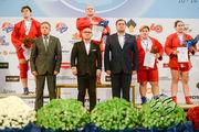 На чемпионате мира в Софии наши самбисты завоевали 12 медалей