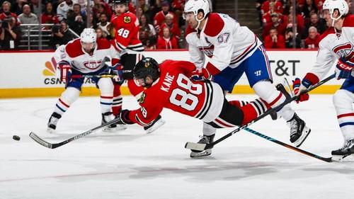 НХЛ. Ванкувер обыграл Даллас, Чикаго - Монреаль. Матчи воскресенья