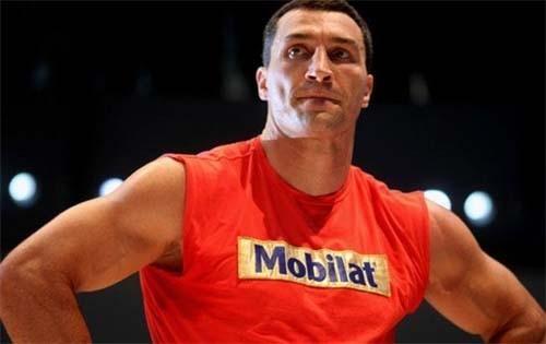 Владимир Кличко продолжает возглавлять рейтинг BoxRec