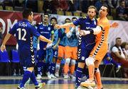 Кубок УЕФА: Газпром-Югра и Мовистар Интер выходят в Финал четырех
