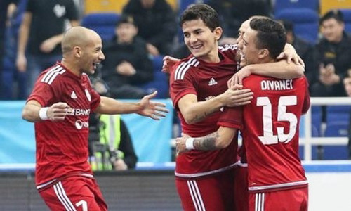Кубок УЕФА: Спортинг не пустил чемпиона России в Финал четырех
