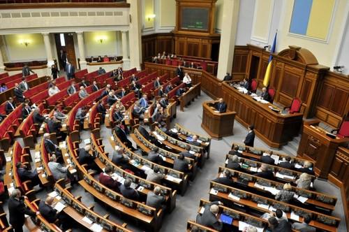 Рада утвердила закон о борьбе с коррупцией в спорте