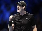 Итоговый турнир ATP. Маррей обыграл Вавринку и вышел в полуфинал