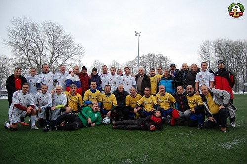 «Европейская лига ветеранов-2016» завершила свой сезон