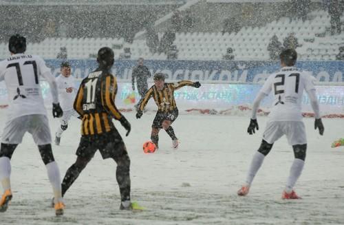 Кайрат Тимощука уступил Астане в финале Кубка Казахстана