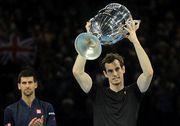 Энди Маррей стал победителем Итогового турнира ATP