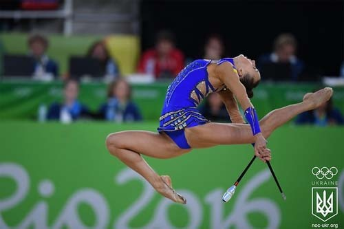 Анна Ризатдинова - лучшая спортсменка Украины в сентябре