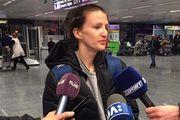 Ольга ДУБРОВИНА: «После победы над Сербией с нами будут считаться»